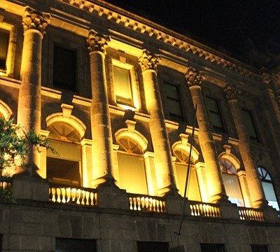 Palazzo di notte