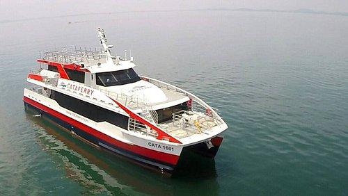 Catamaran Ferry
