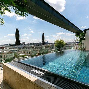 The Pool at the Grand Ferdinand