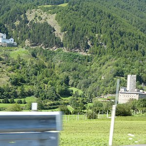 Fürstenburg mit Abtei Marienberg