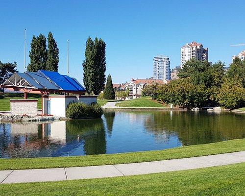 Kelown'a Waterfront Park