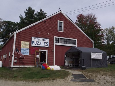 NH - NORTHWOOD - PIECE TIME PUZZLES - BUILDING