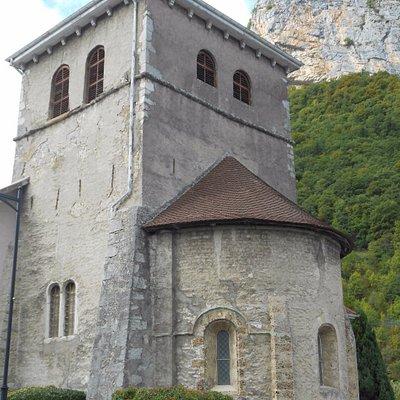 Eglise attenante au Musée