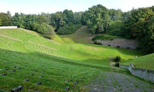 Amphitheatre.