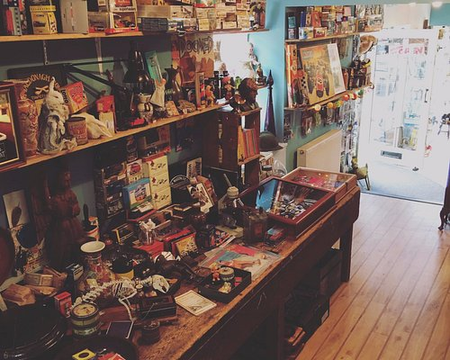 Curious Collectables!