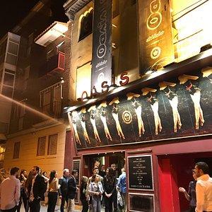 Oasis Club Teatro