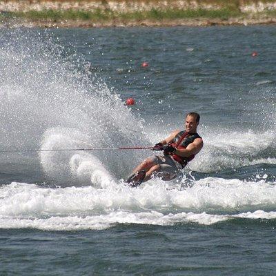 slalom !