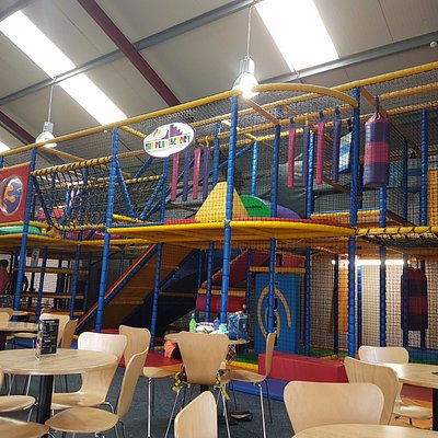 Excellent play-barn @ £5;50 all day