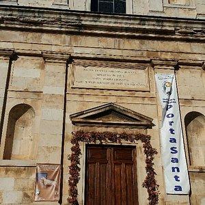 la concattedrale dedicata a Santa Maria Assunta