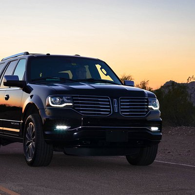 Upgraded to a new Lincoln Navigator!