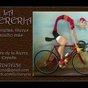 LA TITERERIA www.facebook.com/LaTitereria