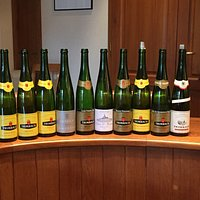 Superb Trimbach wines and winery