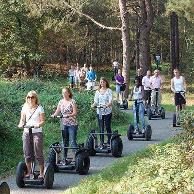 Een Segway tour in Friesland