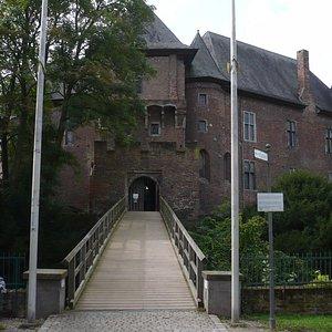 Die Burg Linn.