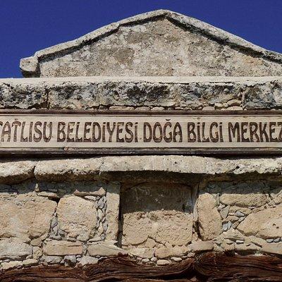 Panayia Pergaminiotissa Church, a Byzantine church, dating from the 11th century.