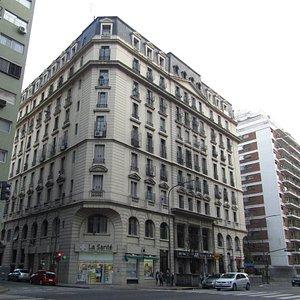 Edificio Femenil