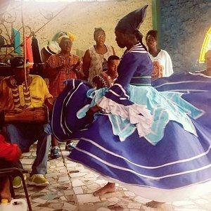Afro-Cuban Religion tour dance performance