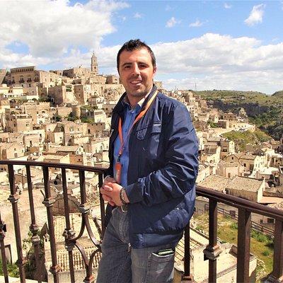 Silvio Scocuzza - Guide Around Matera - Sasso Caveoso