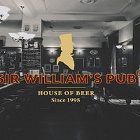 Sir William`s pub - House of Beer