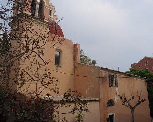 Церковь Девы Марии Тенедос, 29 августа 2017 года...