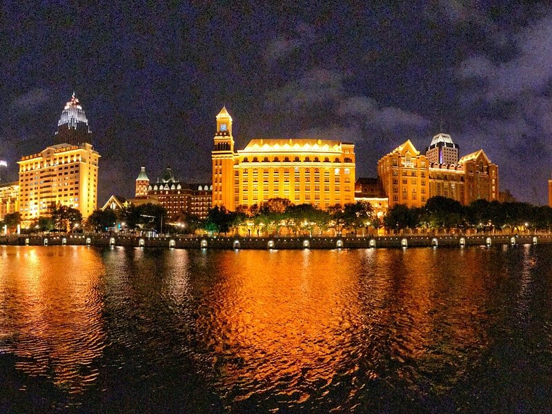Amazing riverside