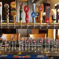 Grande sélection de bière en fût!
