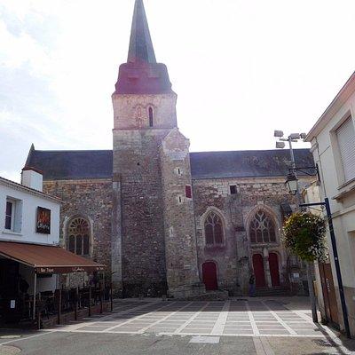 Eglise vue de côté