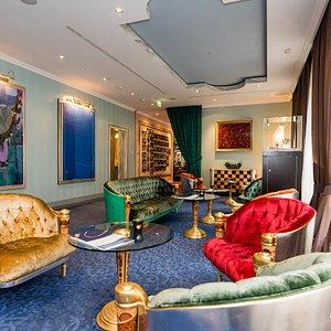Lobby at the Bulow Palais