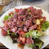 grande salade de gésiers