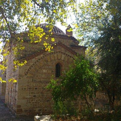 Εκκλησιαστικό Μουσείο Ιεράς Μητροπόλεως Μαρωνείας και Κομοτηνής