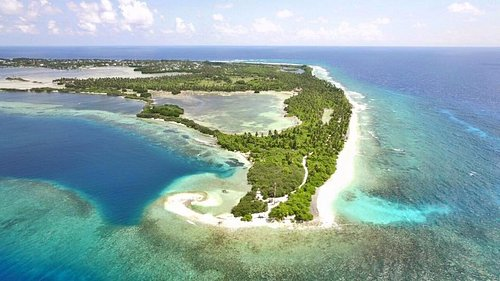 Hithadhoo Protected area and Koattey