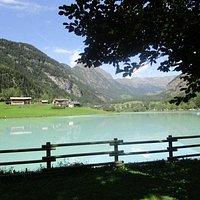 Lago ad agosto