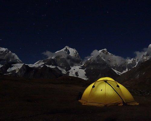 10 days Huayhuash Trek