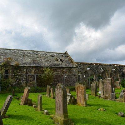 """""""Old"""" St. Kentigern's Church"""