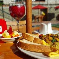 Omelet Breakfast @BetaTown Salento