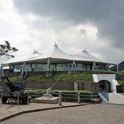 香港海防博物館環境