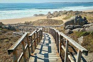 Pasarela a Playa Vilar