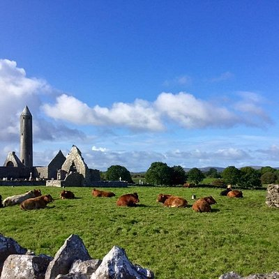 More scenic than Glendalough...and no crowds!