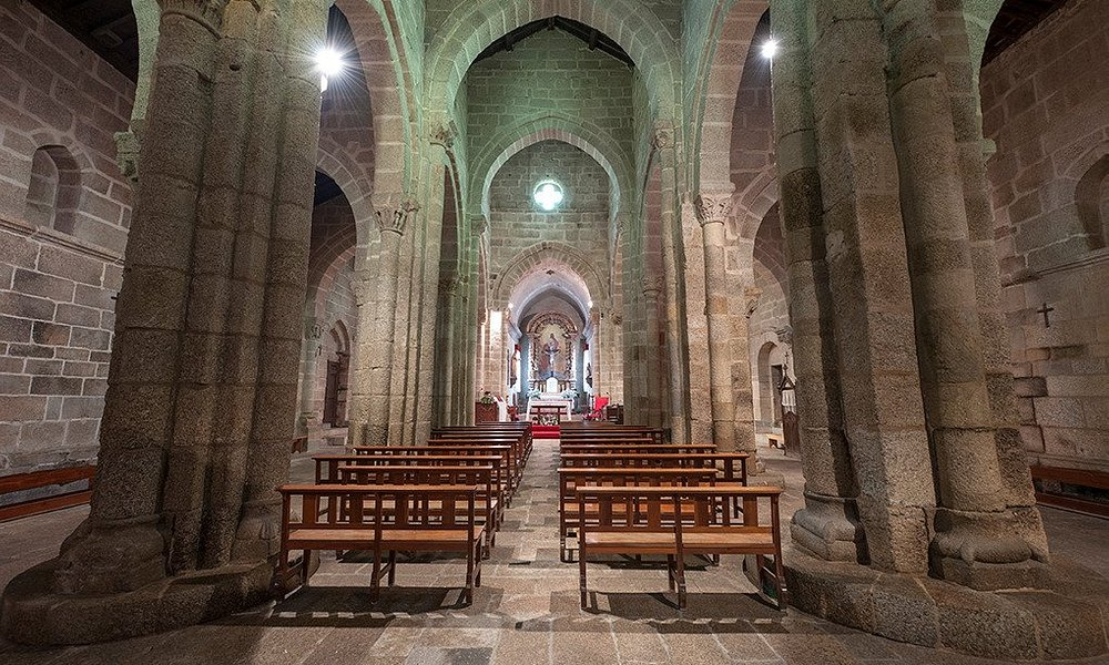 Mosteiro do Salvador de Travanca | nave