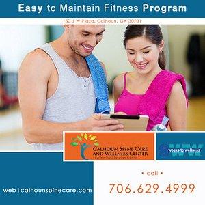 Fitness program in Calhoun, GA