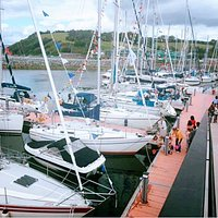 The New Bantry harbour