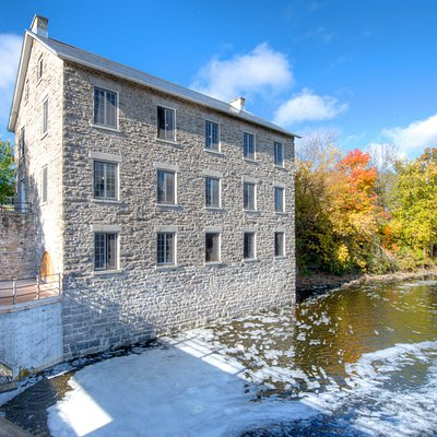 From the basement to the attic, you can explore all 4 floors of the Mill. Photo Credit: Brian Ku
