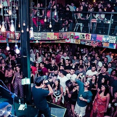 Jack daniel's rock bar