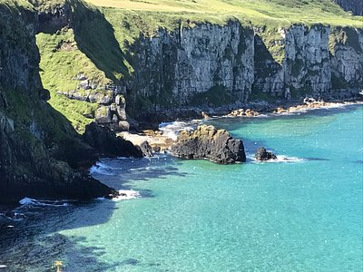 View from Carrick-A-Rede