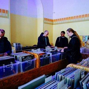 BiiT Me Record Store in Tallinn