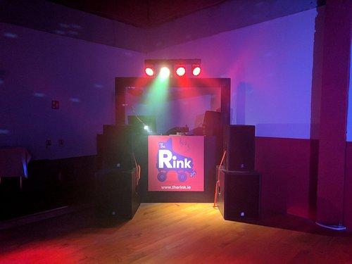 The Rink at D12 -  Roller Disco - Roller Skating Rink