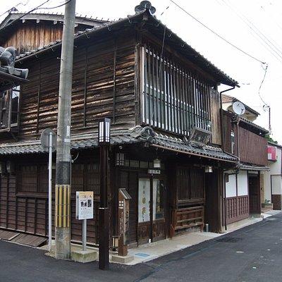 小浜西組重要伝統的建造物群保存地区