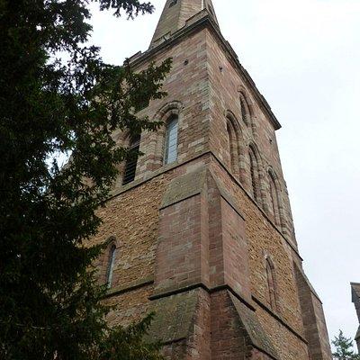 separate belltower