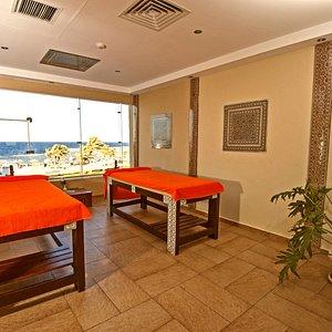 Sea view massage rooms in Planet spa (Marsa Alam)!