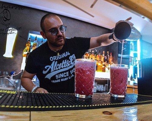 la mia immensa passione rendevi felice con un cocktail